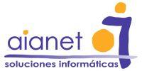Logotipo Aianet Communication