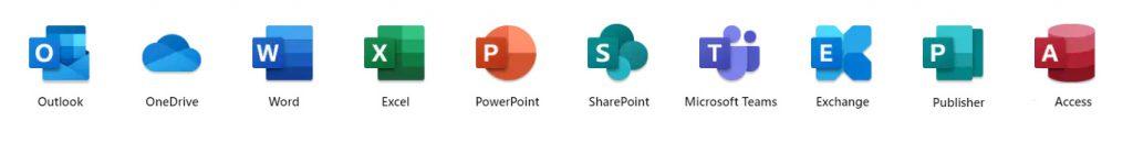 Microsoft 365 Aplicaciones Partner Microsoft Madrid